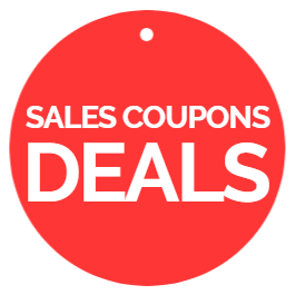 Sales Coupons Deals Logo