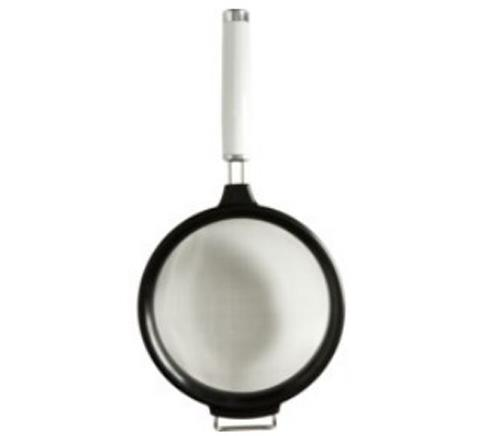 KitchenAid Classic Mesh Strainer 17.5cm White