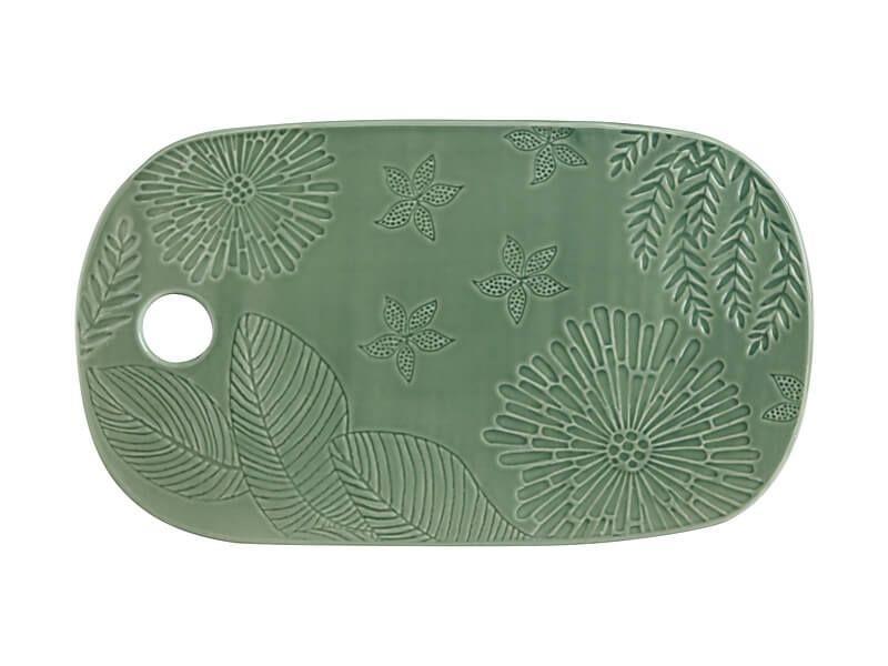 Panama Cheese Platter 40x23cm Kiwi Gift Boxed