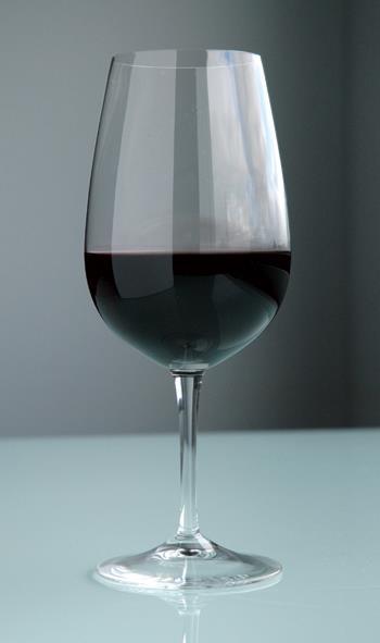 S&P Salut Set Of 6 540ml Red Wine Glasses