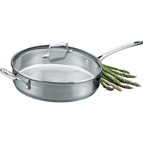 Kitchen Style - Scanpan Impact 28 Cm Sauté Pan With Lid - Pans