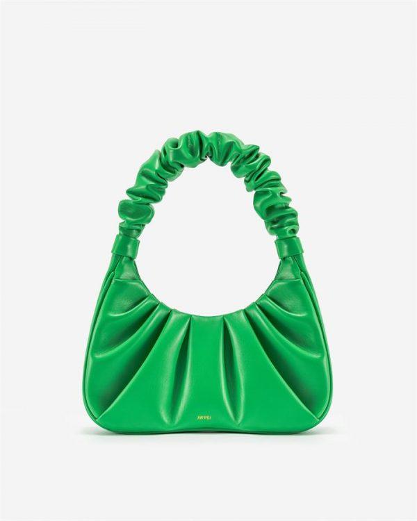 JW PEI - Gabbi Bag - Grass Green - Fashion Women Vegan Bag - Apparel & Accessories > Handbags