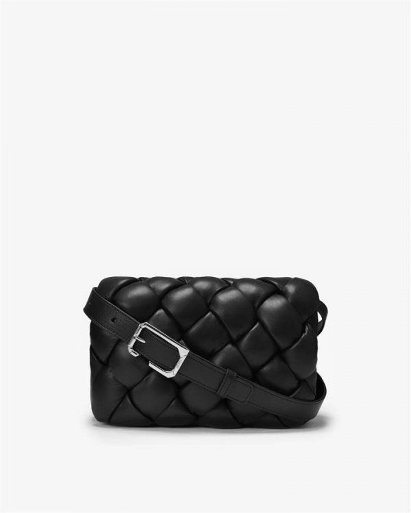 JW PEI - Maze Bag - Black - Fashion Bag - Apparel & Accessories > Handbags