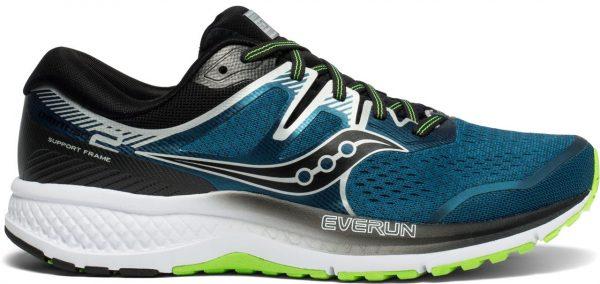 Saucony - Men's OMNI ISO 2 (WIDE) - Sale > Shoes > Men