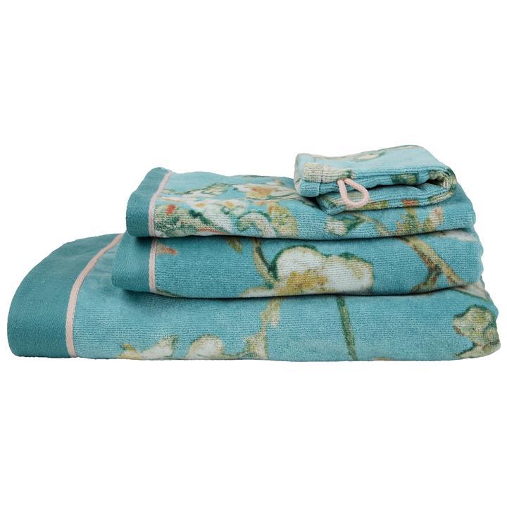 Beddinghouse Van Gogh Almond Blossom Cotton Guest Towel
