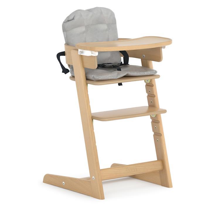 Boori Tidy Wooden High Chair with Cushion