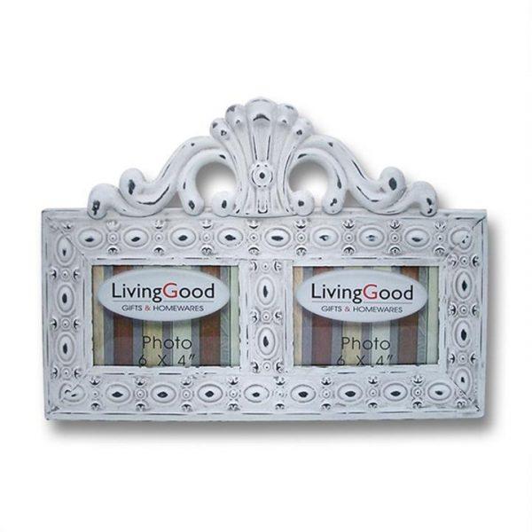 LivingStyles.com.au - Duo Stalia 6'' x 4'' Photo Frame - Picture Frames