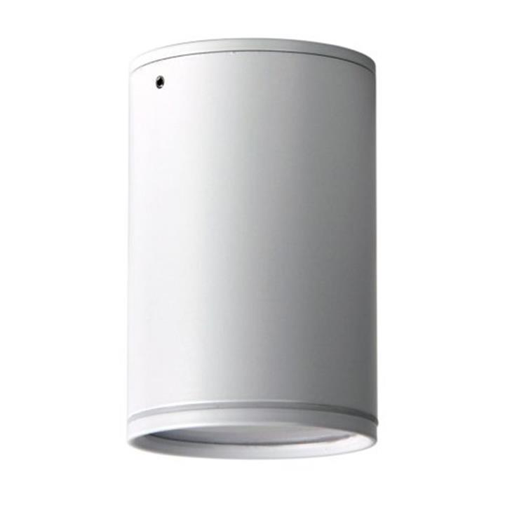 Entas IP44 Indoor / Outdoor Surface Mounted LED Downlight, CCT, White