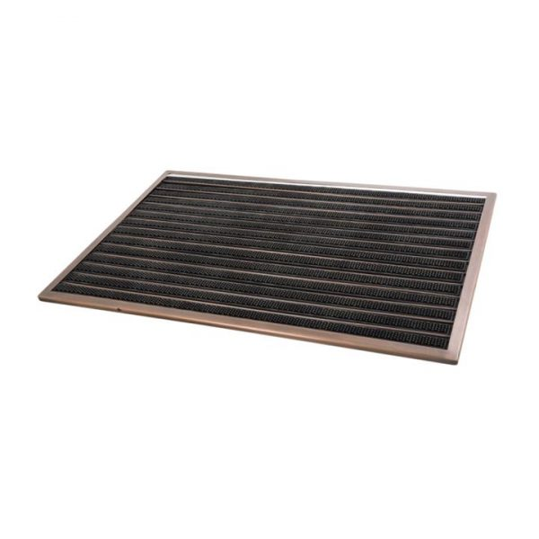 LivingStyles.com.au - Gabija Metal & Rubber Doormat