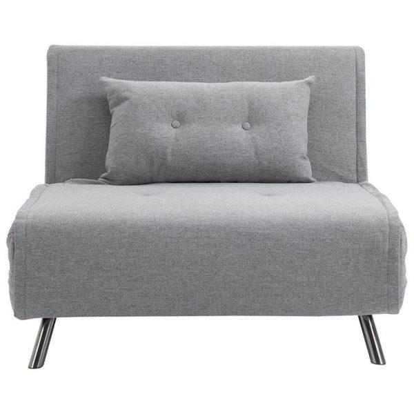 LivingStyles.com.au - Hobro Fabric Clic Clac Sofa Bed - Sofa Beds