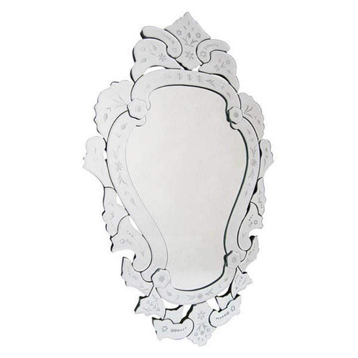 Lauren Wall Mirror, 88cm