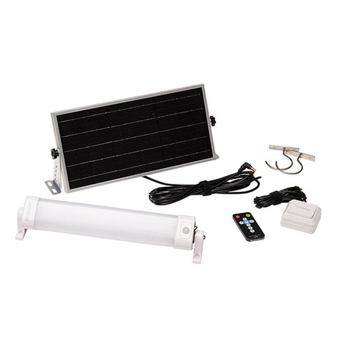 Leahy IP65 Outdoor Solar Powered LED Floot Light