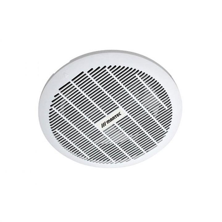 Martec Core 20cm Round Ceiling Exhaust Fan – White (MXFC20W)