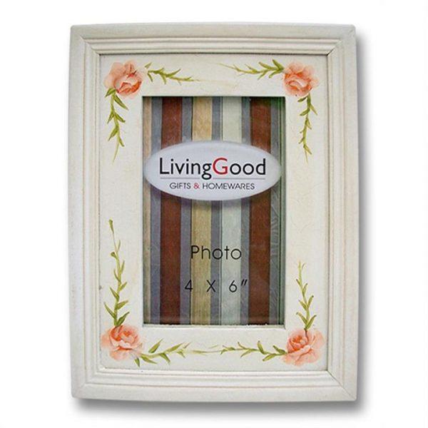 LivingStyles.com.au - Meri 4'' x 6'' Photo Frame - Picture Frames