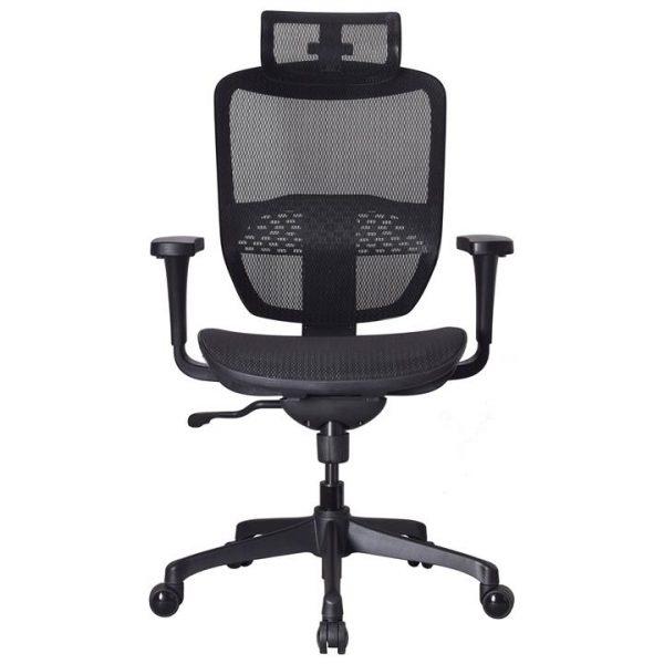 LivingStyles.com.au - Neasham Mesh Fabric Ergonomic Executive Office Chair - Office Chairs