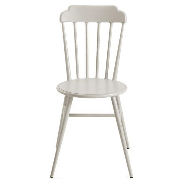 LivingStyles.com.au - Windsor Commercial Grade Aluminium Indoor / Outdoor Dining Chair