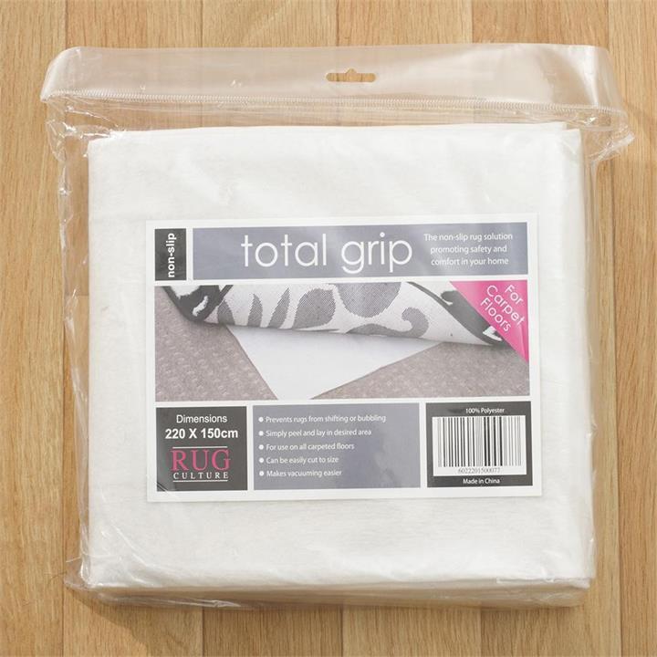 Supa Rug Pad Grip for Carpet Floors, 70x380cm