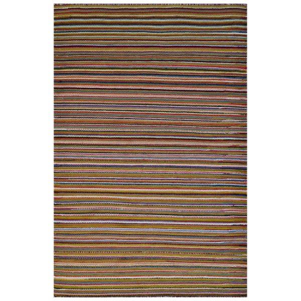 LivingStyles.com.au - Stella Handwoven Wool Dhurrie Rug