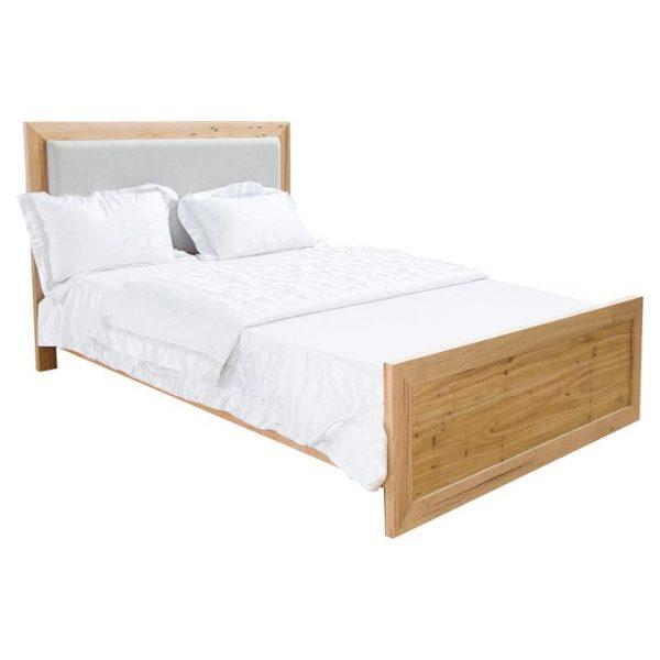 LivingStyles.com.au - Wade Tasmanian Oak Platform Bed